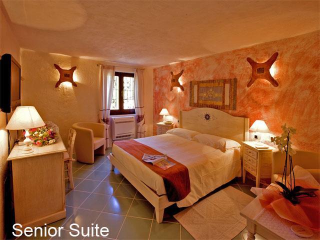 Senior Suite - Hotel Don Diego - Sardinie (2)