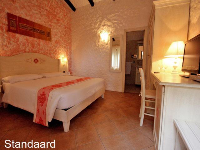 Standaardkamer - Hotel Don Diego - Sardinie (2)