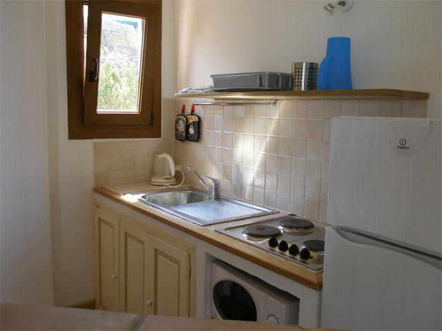 Kleinschalige appartementen compex Sardinie - Rocce Sarde (1)