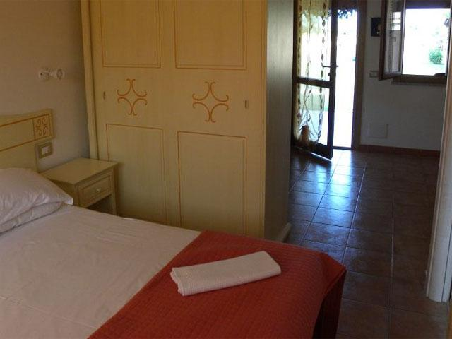 Mono appartement in Club Rey Beach - Sardinie