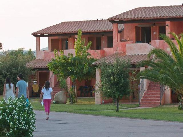 Vakantie appartementen Rey Beach in Costa Rei - Sardinie (1)