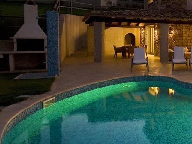 Villa in Villas Resort - Luxe vakantiehuizen met zwembad in Costa Rey - Sardinie (3)