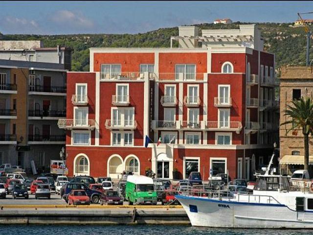 Hotel Riviera - Carloforte - Sardinie