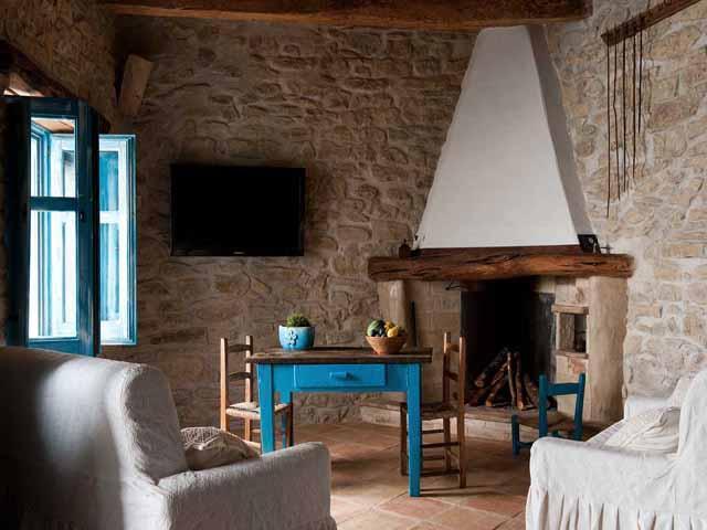 Vakantie Sardinie - BB Antiga Domu - Gergei