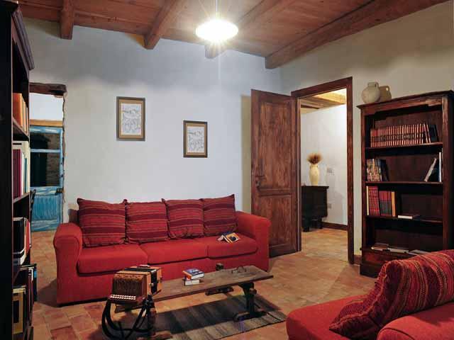 Vakantie Sardinie - BB Domus Antiga Gergei - Sardinia4all