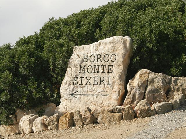 Boerderij Borgo - Podere Monte Sixeri - Alghero - Sardinië