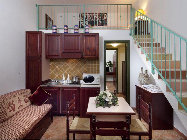 Vakantieappartementen in Orosei - Sardinie (5)