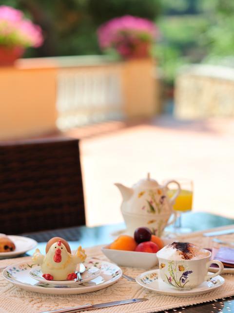 Receptie - Hotel Su Lithu - Bitti - Sardinië