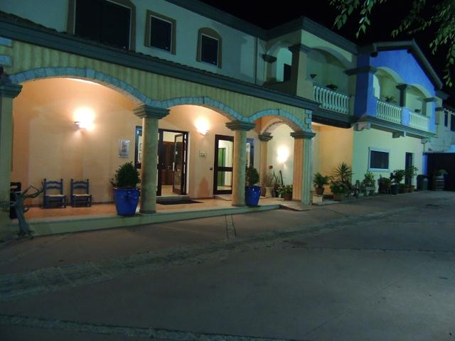 Hotel Sardinie - Binnenland - Su Lithu