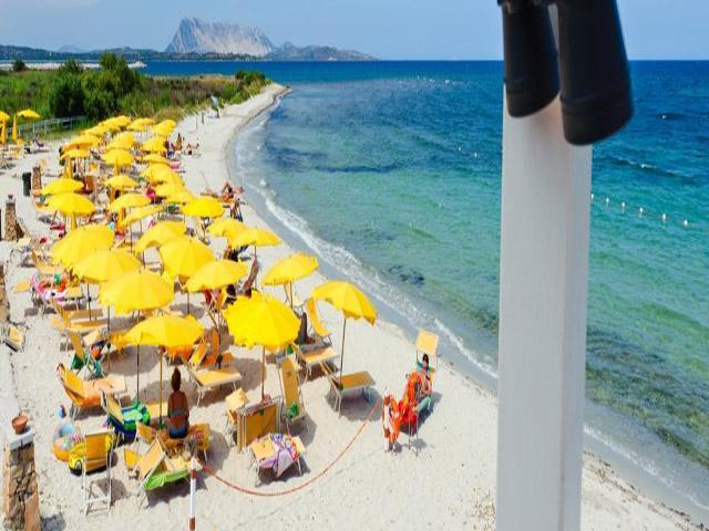 jonge gezinnen - strandvakantie - resort sardinie
