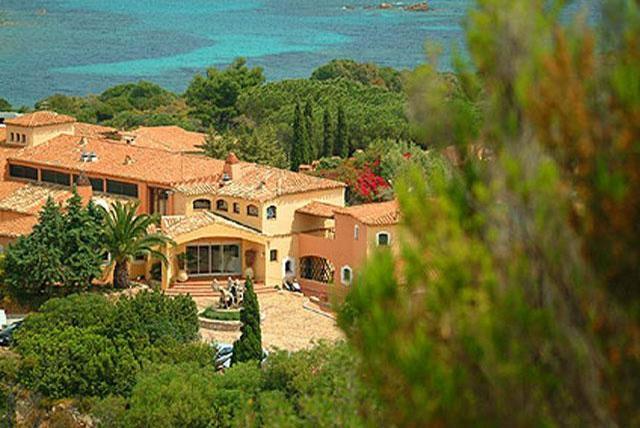 Hotel Le Ginstre - Porto Cervo - Sardinie