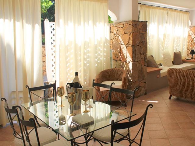 luxe vakantie appartementen sardinie - sardegna smeralda suite