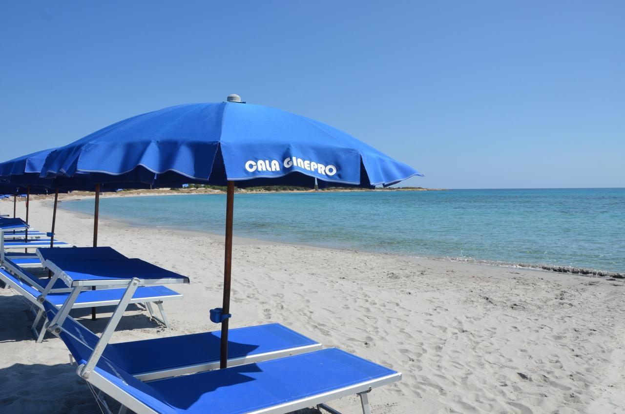 vakantie sardinie - hotel aan zee - orosei