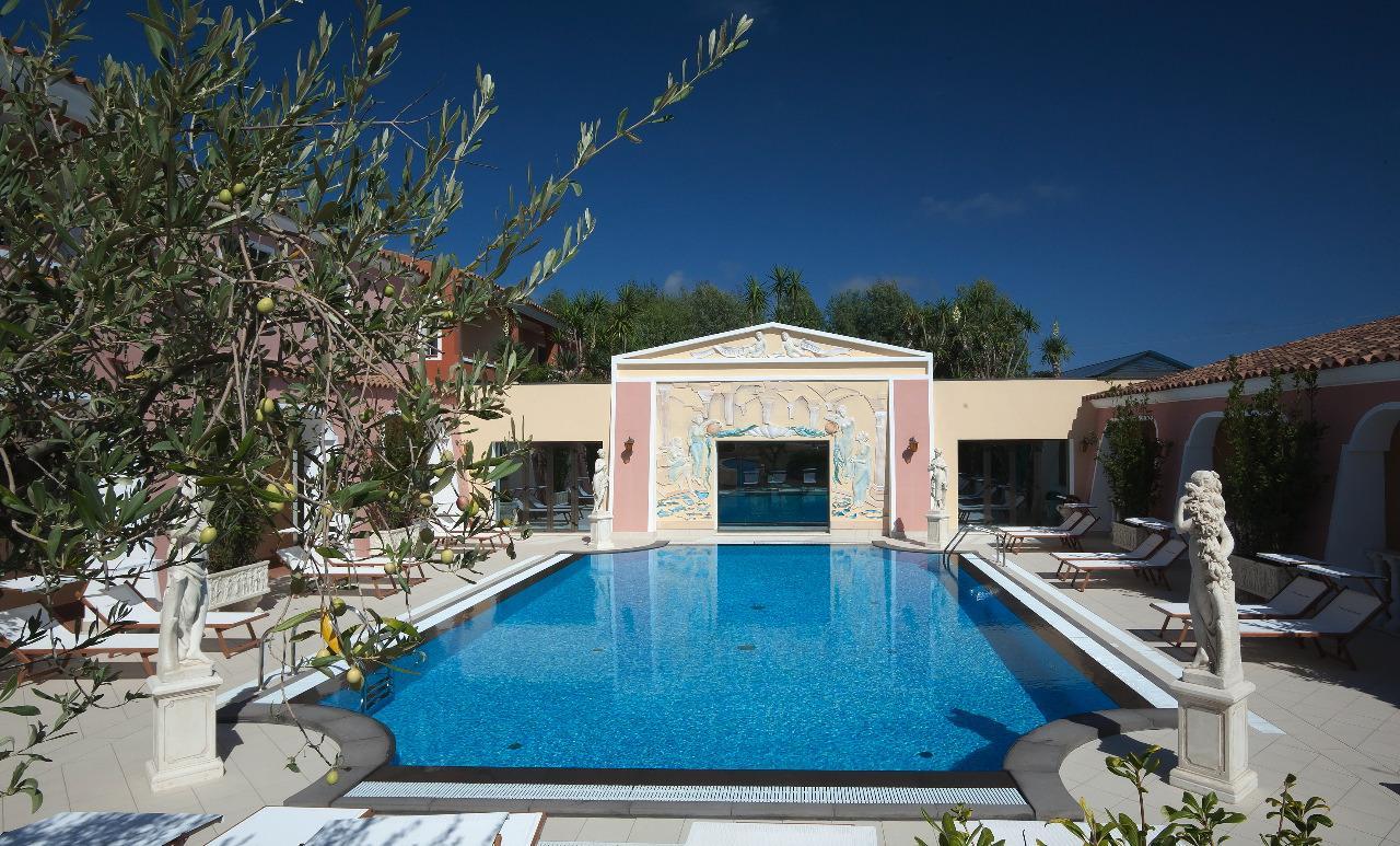 hotel sardinie orosei - resort cala ginepro - oost sardinie