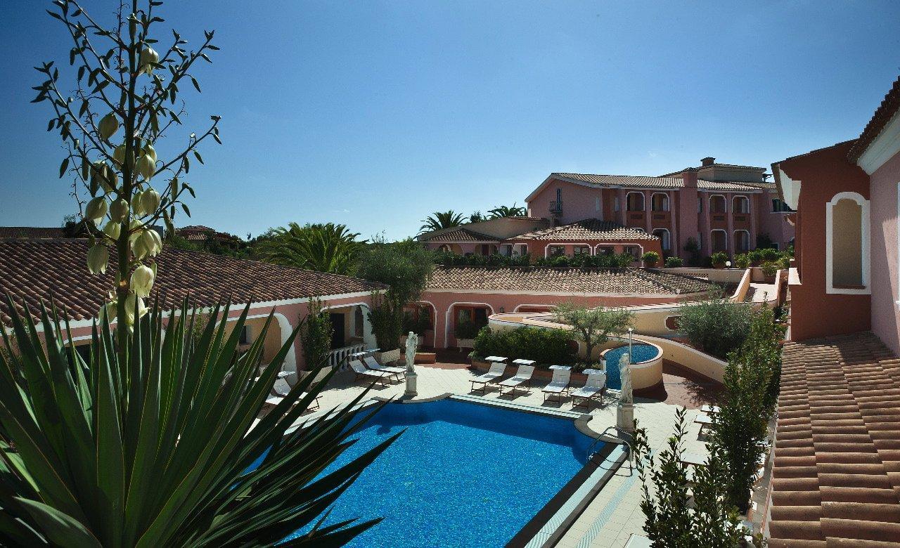 Hotel Club Cala Ginepro - Orosei - Sardinië - Foto