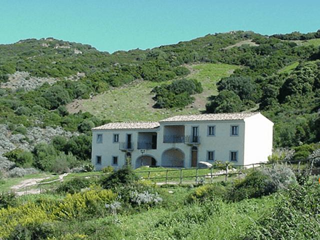 Appartementen Giagumeddu - Badesi - Sardinie