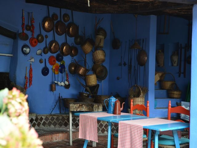 Genieten van een culinair verblijf in Su Gologone