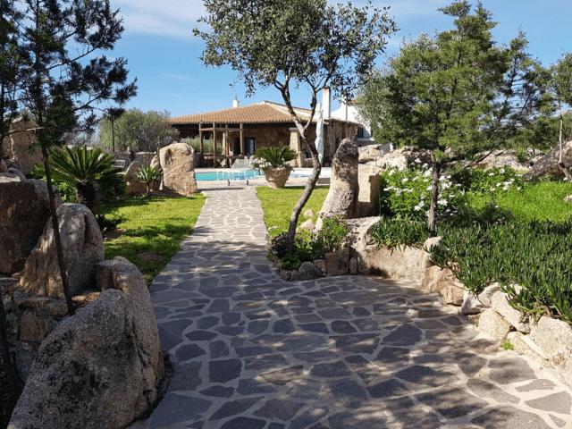 sardinie - huis met zwembad - sardinia4all