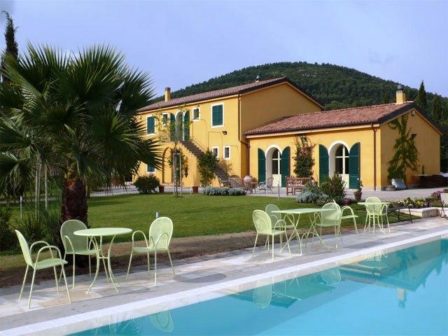 Wine Resort in Alghero met zwembad