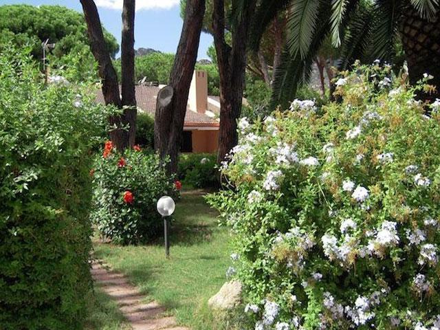 Vakantiehuis Sardinië - Residentie Cala Verde - Sardinie