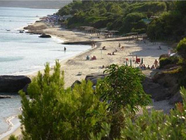 Strand Cala Verde - Vakantiehuisjes - Sardinie